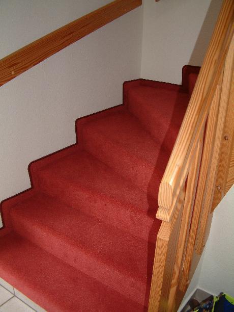 Teppich Für Treppen  Teppich Strauch Für behagliches Wohnen Treppen