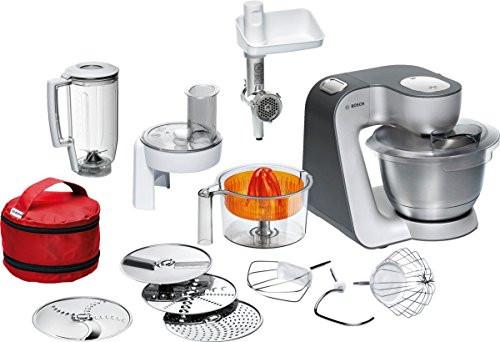 Test Küchenmaschinen  Bosch Küchenmaschine Test 2018 • NEU • Ansehen