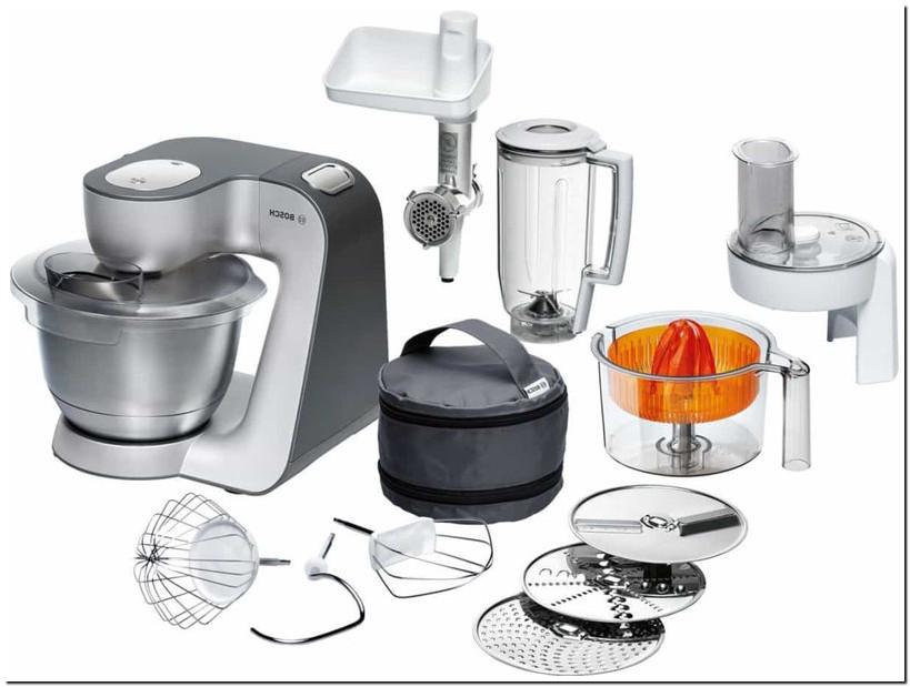 Test Küchenmaschinen  Bosch Küchenmaschinen Im Test