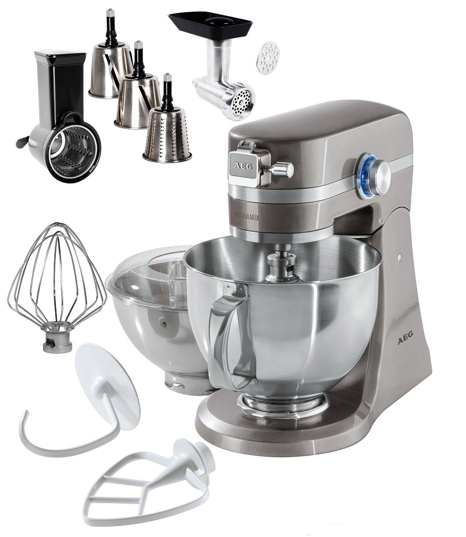 Test Küchenmaschinen  AEG Küchenmaschine Test 2018 • NEU • Jetzt ansehen