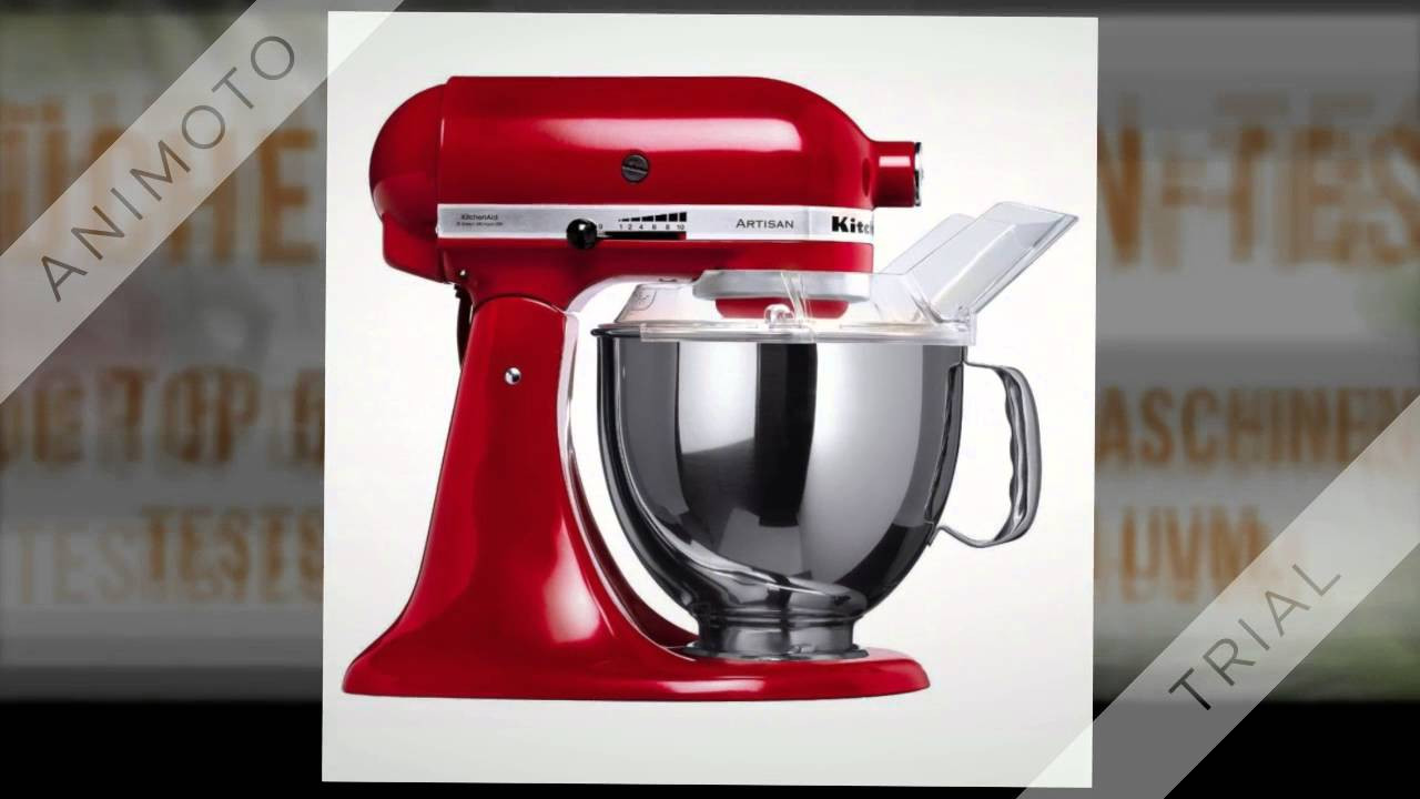 Test Küchenmaschinen  Küchenmaschinen Test Erfahrung uvm