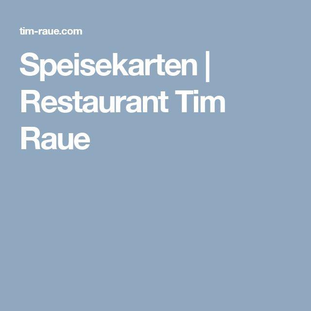 Tim Raue Hochzeit  Die besten 25 Speisekarten Ideen auf Pinterest