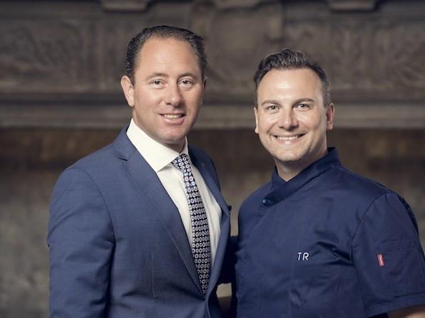 Tim Raue Hochzeit  EAT & TRAVEL Magazine Gourmet Lifestyle Luxus