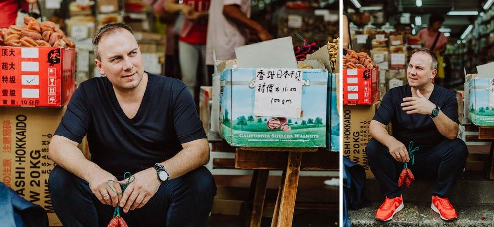 Tim Raue Hochzeit  Mit Tim Raue durch Singapur — Nils Hasenau