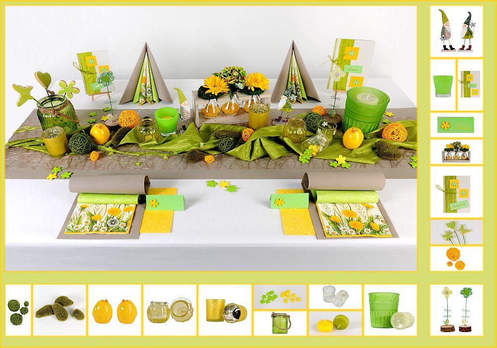 Tischdeko Geburtstag Blumen  Tischdeko mit Blumen