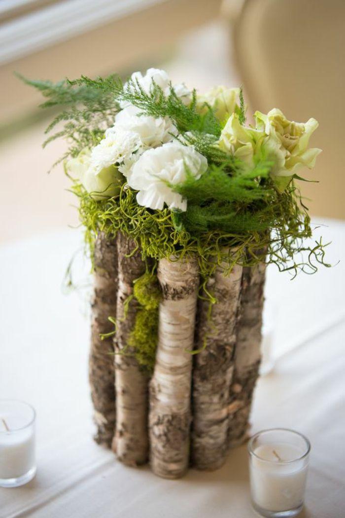 Tischdeko Geburtstag Blumen  Die besten 25 Tischdeko geburtstag Ideen auf Pinterest