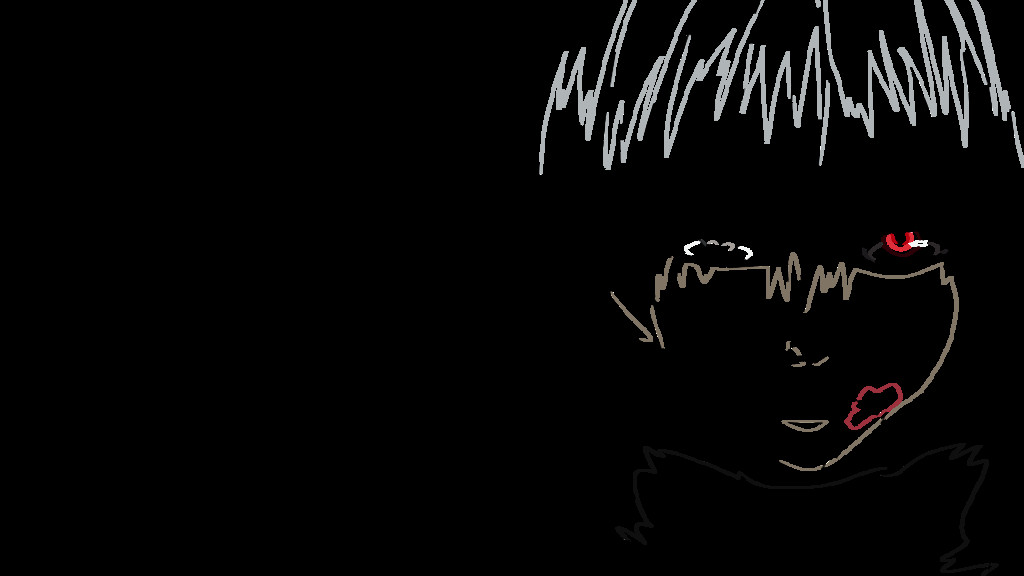 Tokyo Ghoul Ausmalbilder  Kaneki Ken Ghoul by Miababy0211 on DeviantArt
