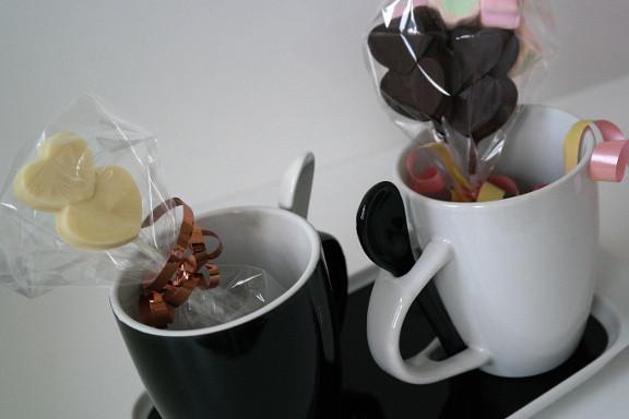 Trinkschokolade Am Stiel Diy  Trinkschokolade am Stiel ChocolateLove [DIY] Beauty Blog