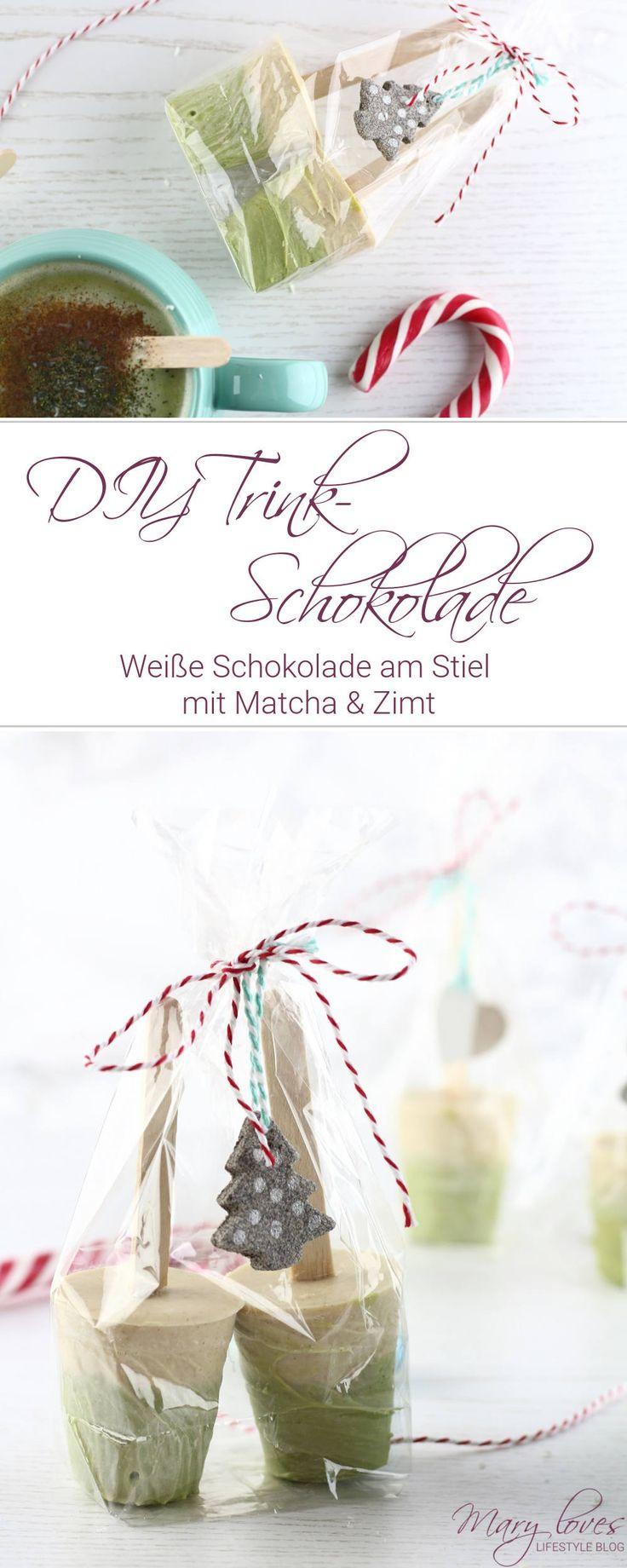 Trinkschokolade Am Stiel Diy  5538 best DIY Ideen auf Deutsch images on Pinterest