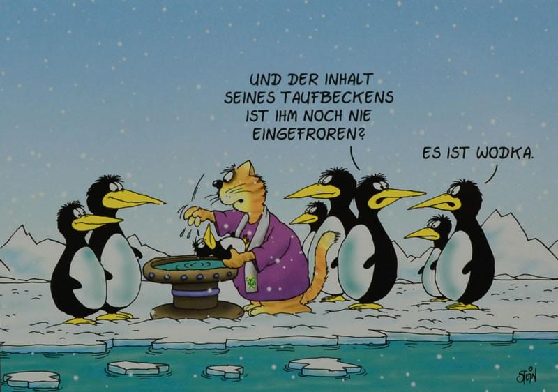 Uli Stein Geburtstagsbilder  Carte postale Uli Stein version allemand