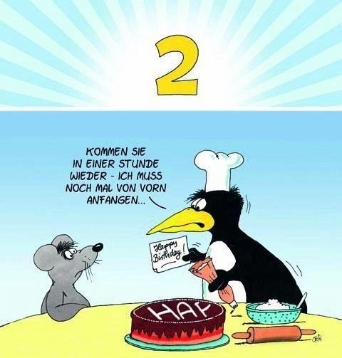 Uli Stein Geburtstagsbilder  Countdown Kalender Geburtstag von Uli Stein Kalender