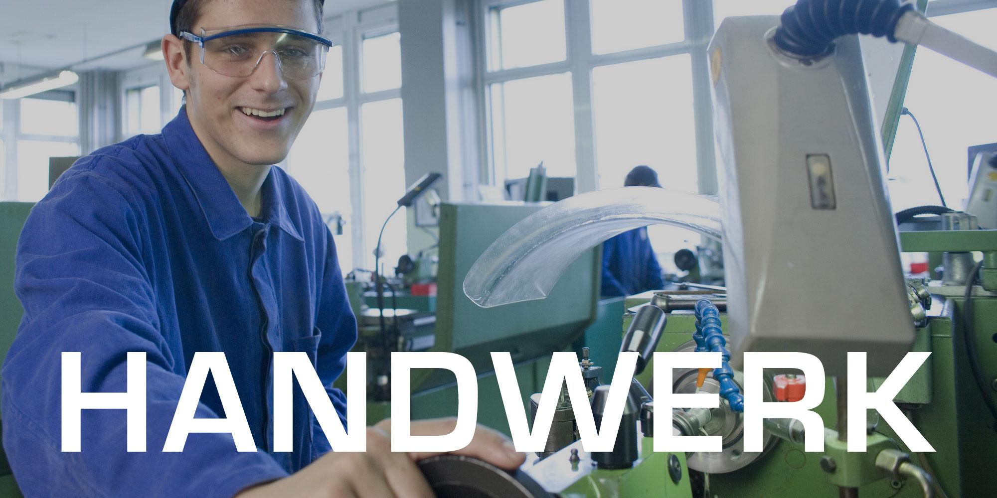 Umschulung Handwerk  Personalservice München und Augsburg