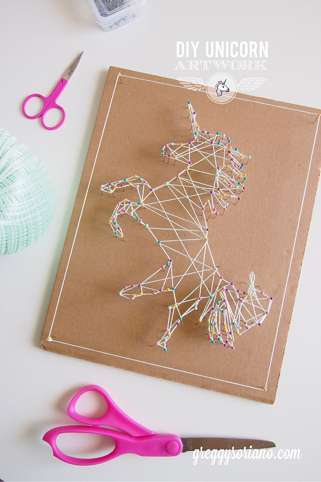 Unicorn Diy  15 DIY Unicorn Crafts for Free Spirits and Misfits