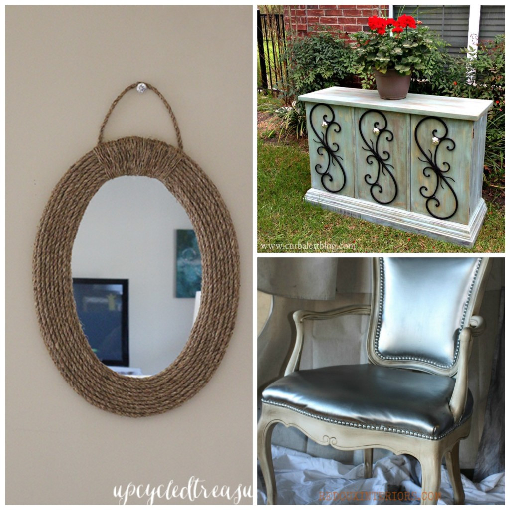 Upcycling Diy  DIY and Upcycle Best Bloggers Round Up Week 1