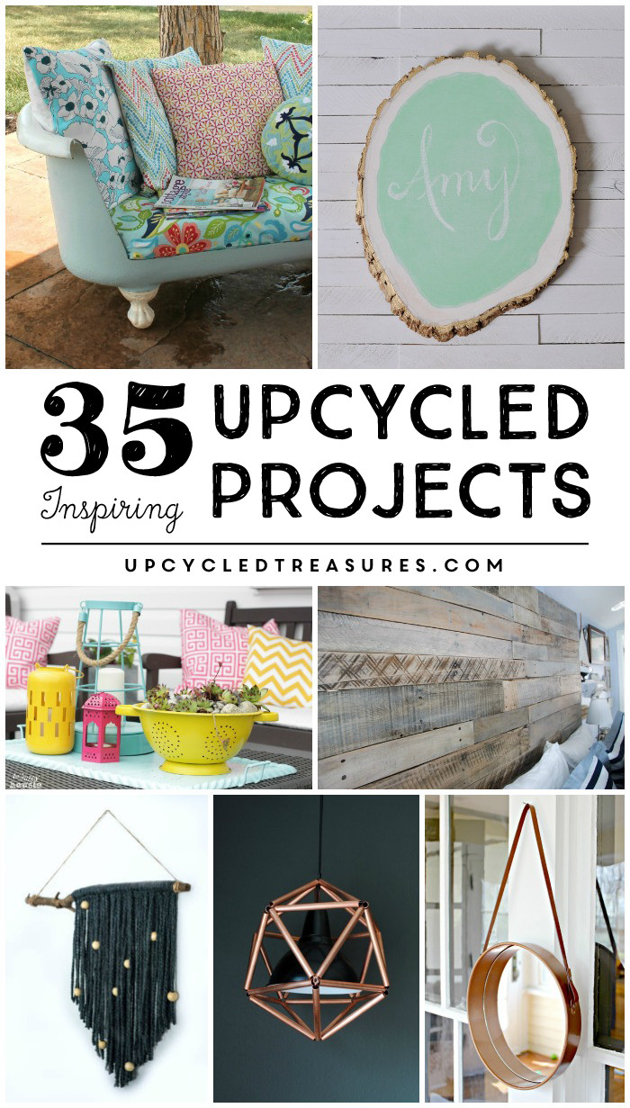 Upcycling Diy  Inspiring Upcycled Projects