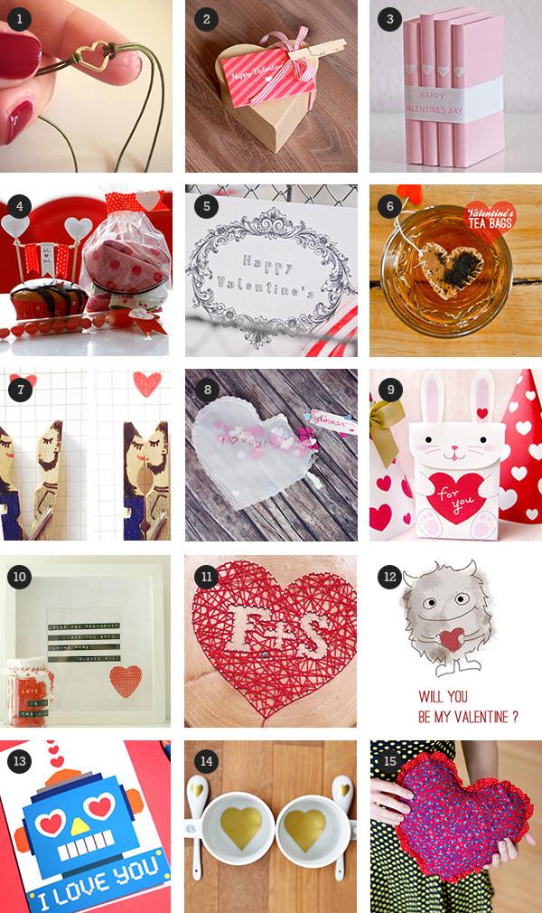 Valentinstag Diy  DIY Ideen zum Valentinstag Kreativlabor Berlin