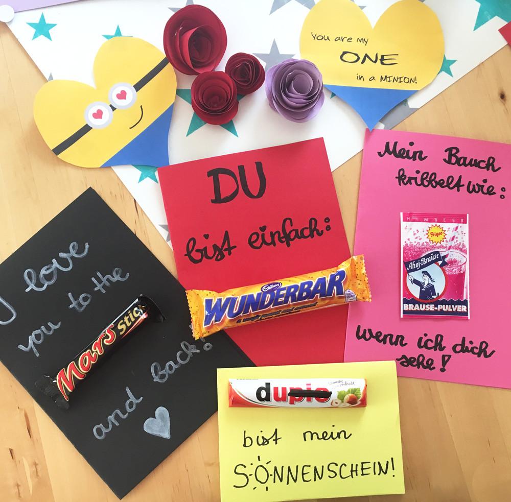 Valentinstag Diy  Die besten DIY Ideen zum Valentinstag Mom´s Blog der