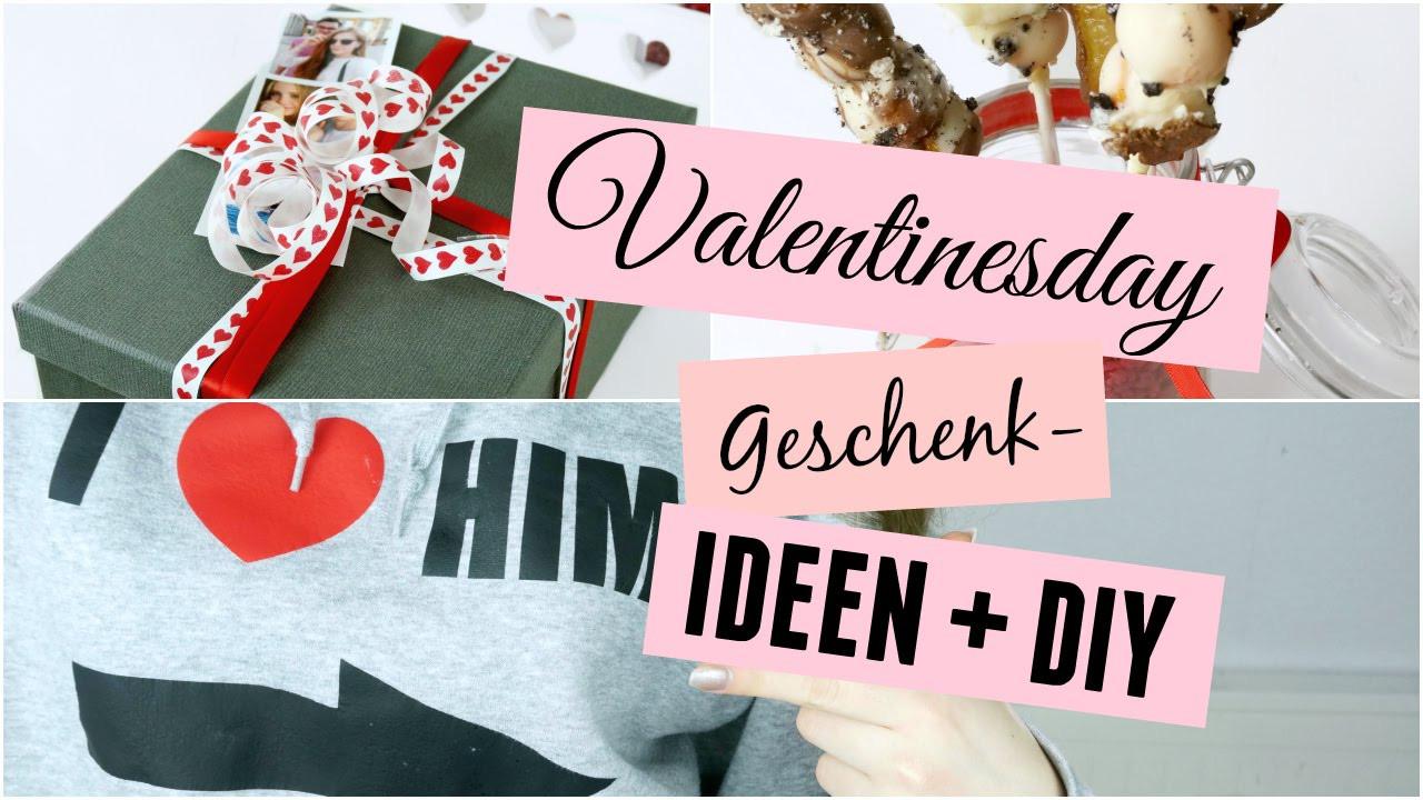 Valentinstag Geschenk Diy  Valentinstag Geschenk Ideen DIY