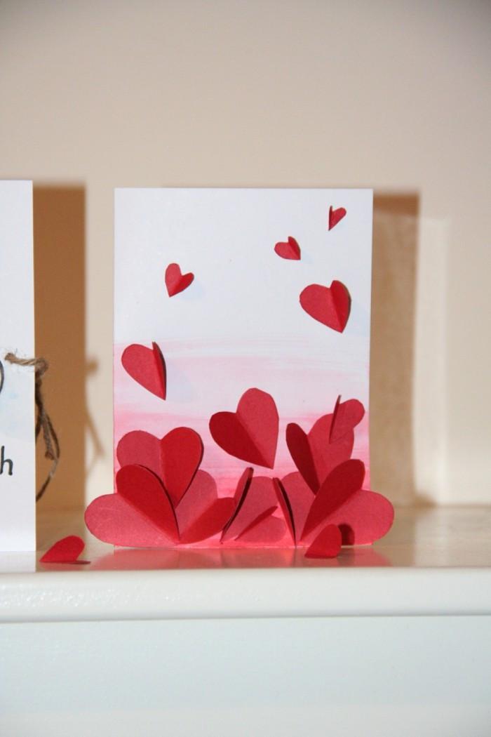 Valentinstag Geschenk Diy  DIY Valentinstag Geschenke und Deko selber zu basteln