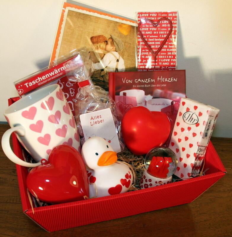 Valentinstag Geschenke Für Freundin  Geschenk Valentinstag Frau Freundin Liebe