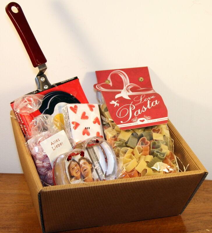 Valentinstag Geschenke Für Freundin  Geschenkkorb Valentinstag Liebes Geschenke Liebe Geschenk