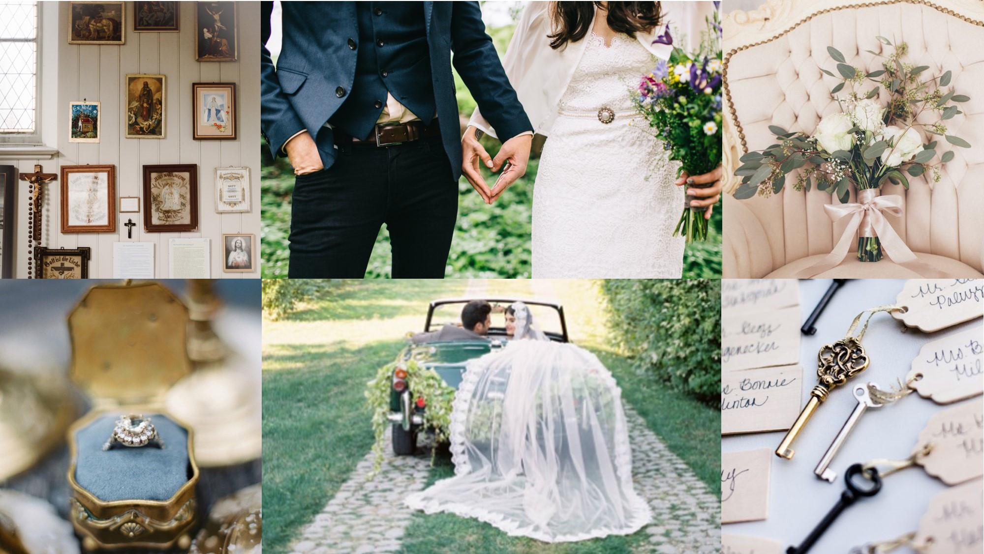 Vintage Hochzeit Ideen  Vintage Hochzeit Die schönsten Ideen & Inspirationen