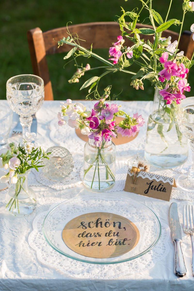 Vintage Hochzeit Ideen  3 DIY Ideen für eine Hochzeit im vintage Look Leelah Loves