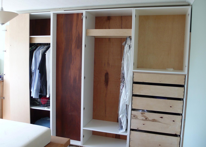 Wardrobe Diy  13 DIY Wardrobe Ideas to Consider Trying