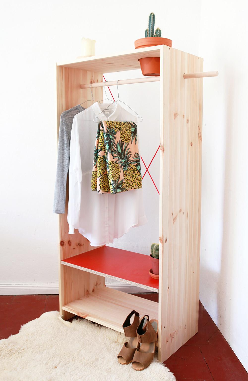 Wardrobe Diy  DIY Planter closet COCO LAPINE DESIGNCOCO LAPINE DESIGN
