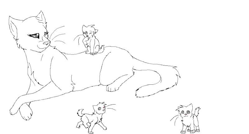 20 der besten ideen für warrior cats ausmalbilder  beste