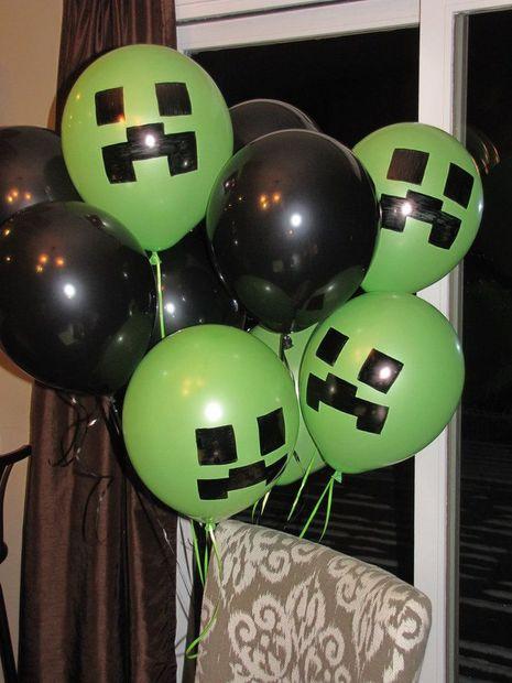 Was Kostet Ein Komiker Für Geburtstagsfeier  Wie man ein ehrfürchtiges Minecraft Geburtstagsfeier für