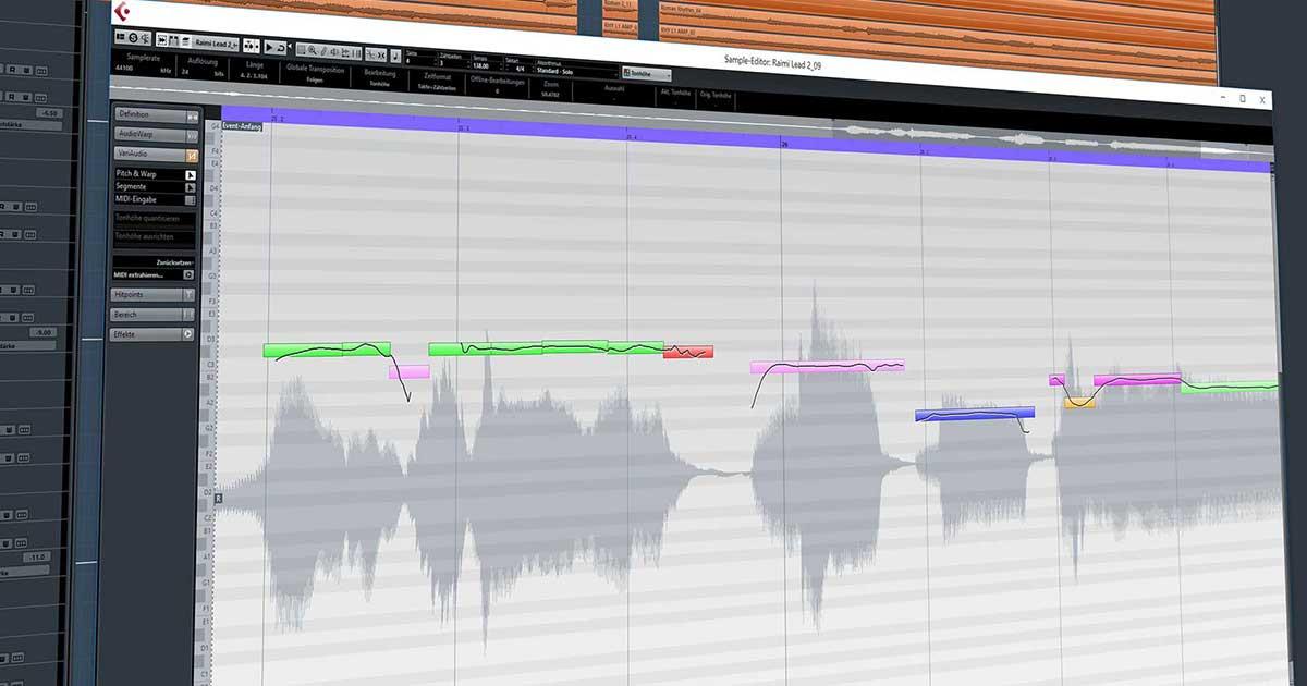 Was Wird Bei Einer Maniküre Gemacht  Was wird beim Editieren einer Tonaufnahme gemacht