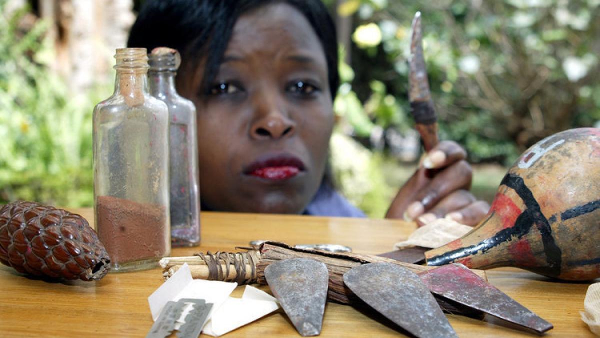 Was Wird Bei Einer Maniküre Gemacht  Beschneidung So brutal werden Frauen verstümmelt WELT
