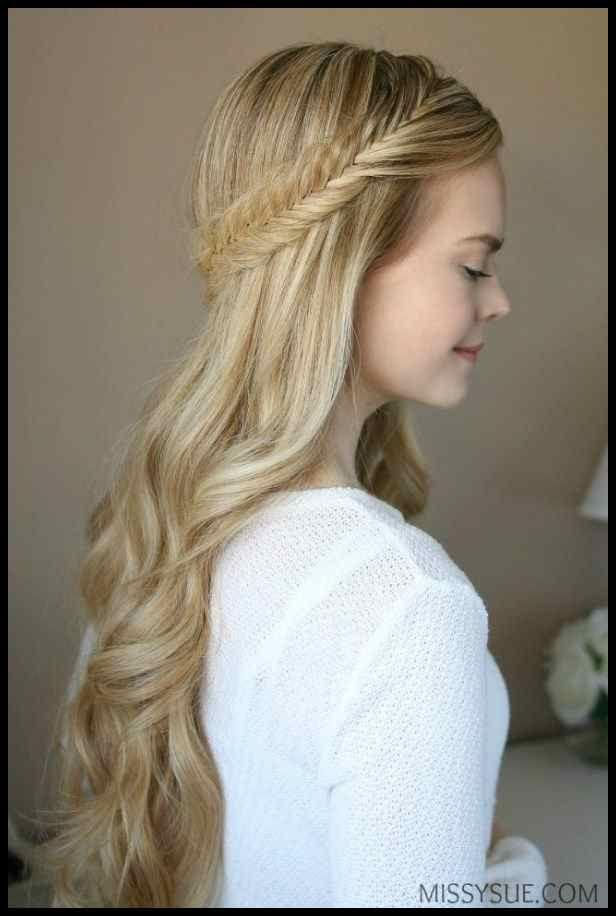 Wasen Frisuren  3 Spring Hairstyles