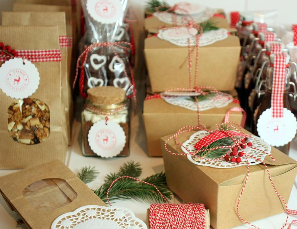 Weihnachts Geschenke  Weihnachtsgeschenke aus der Küche