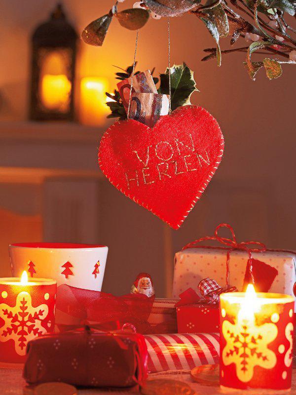 Weihnachts Geschenke  Weihnachtsgeschenke selbermachen
