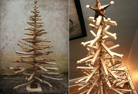 Weihnachtsbaum Diy  Kerzenhalter Weihnachtsbaum Holz – Bvrao