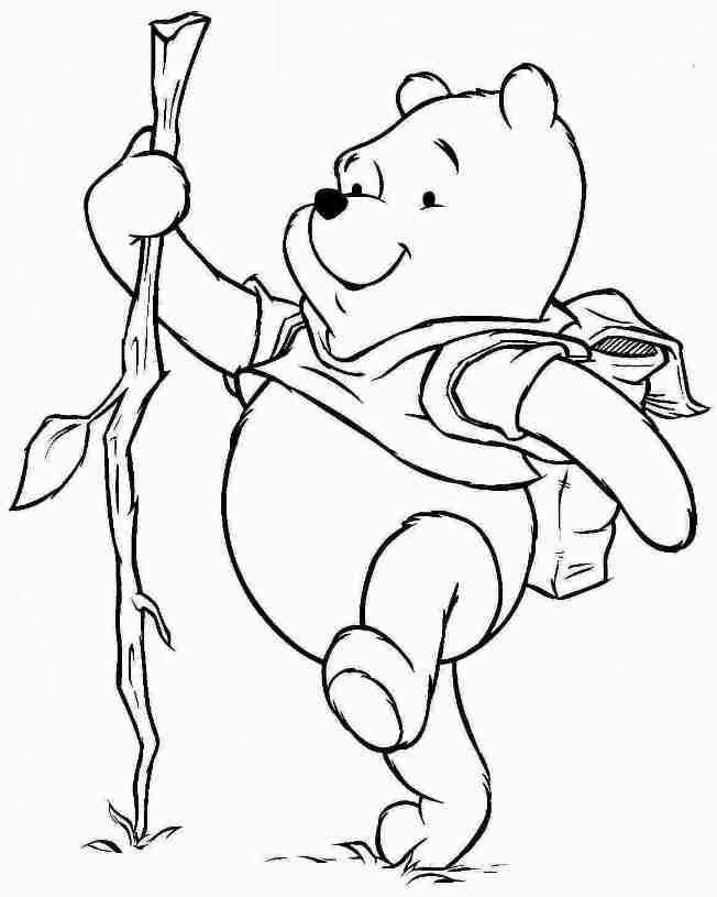 20 der besten ideen für winnie pooh baby malvorlagen
