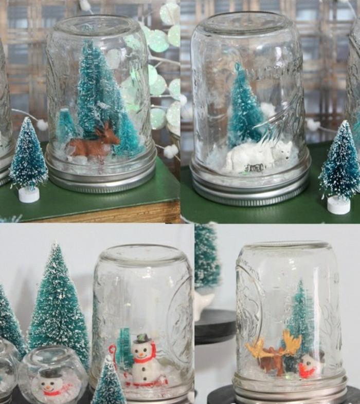 Winter Deko Diy  Weihnachtsdeko selber machen 6 einfache Bastelideen