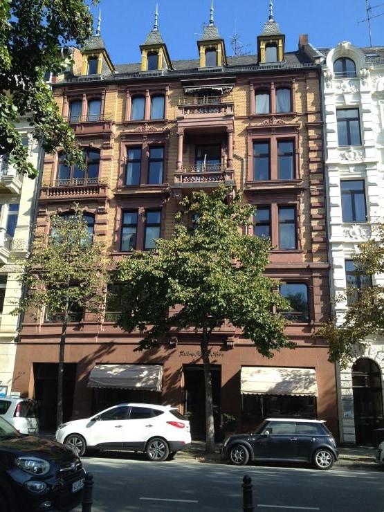 Wohnung Wiesbaden  1 Zimmerwohnung in der Tanusstraße 1 Zimmer Wohnung in