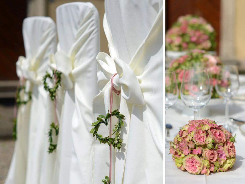 Www Hochzeit De  Stühle dekorieren verzieren und gestalten für Hochzeiten