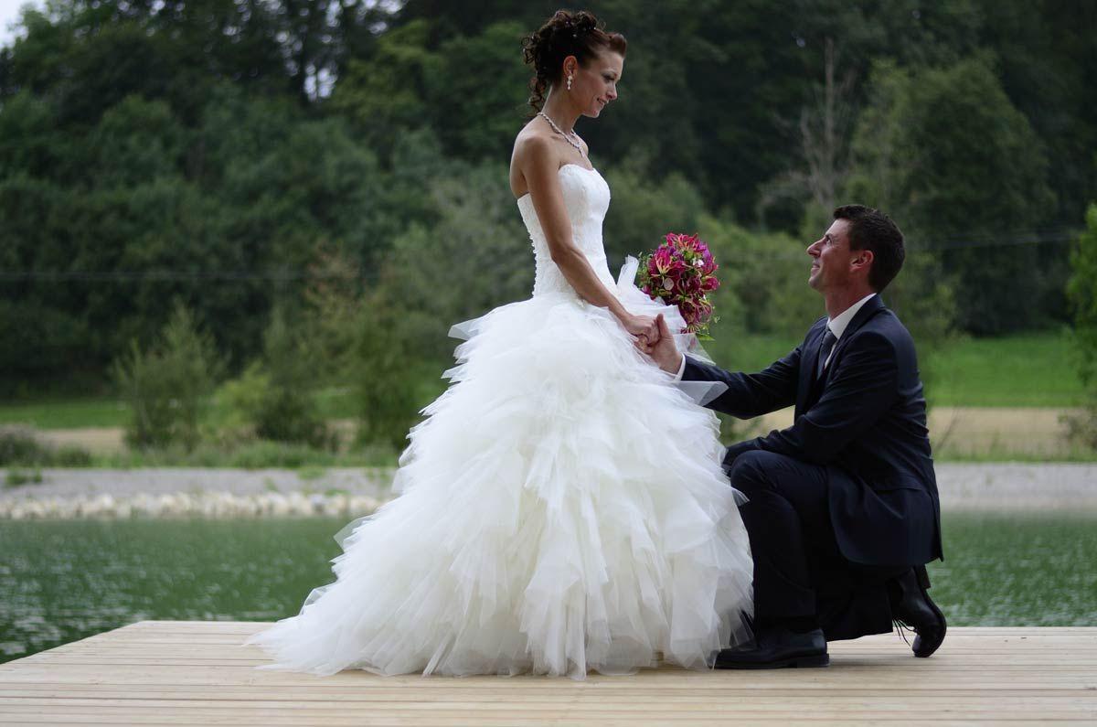 Www Hochzeit De  Hochzeit nahe Ulm fotografiert