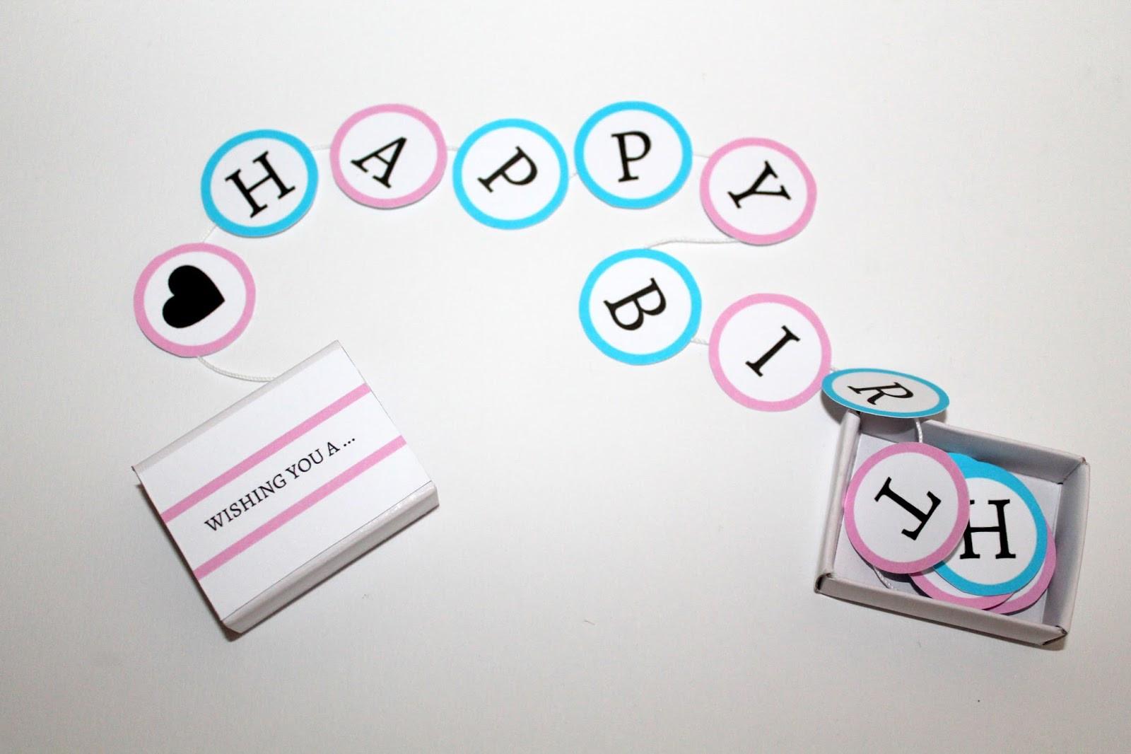 Www.Telekom.De/Geburtstagsgeschenk  DIY süßes Geburtstagsgeschenk in einer