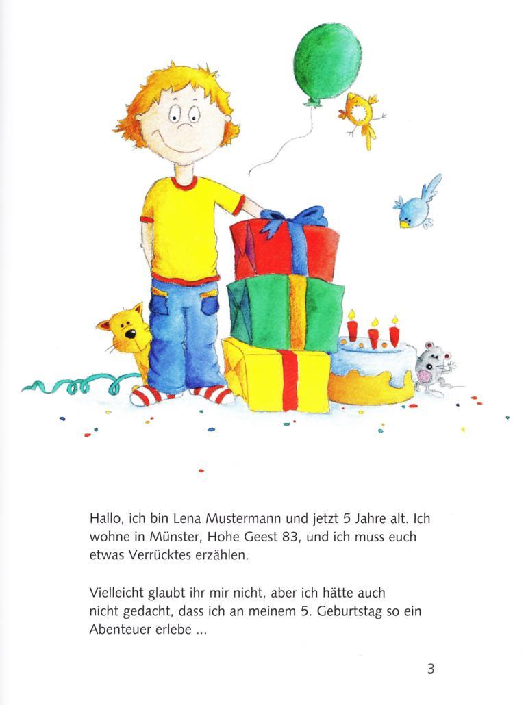 Www.Telekom.De/Geburtstagsgeschenk  Geburtstagsgeschenk für Kinder Hurra Ich habe Geburtstag