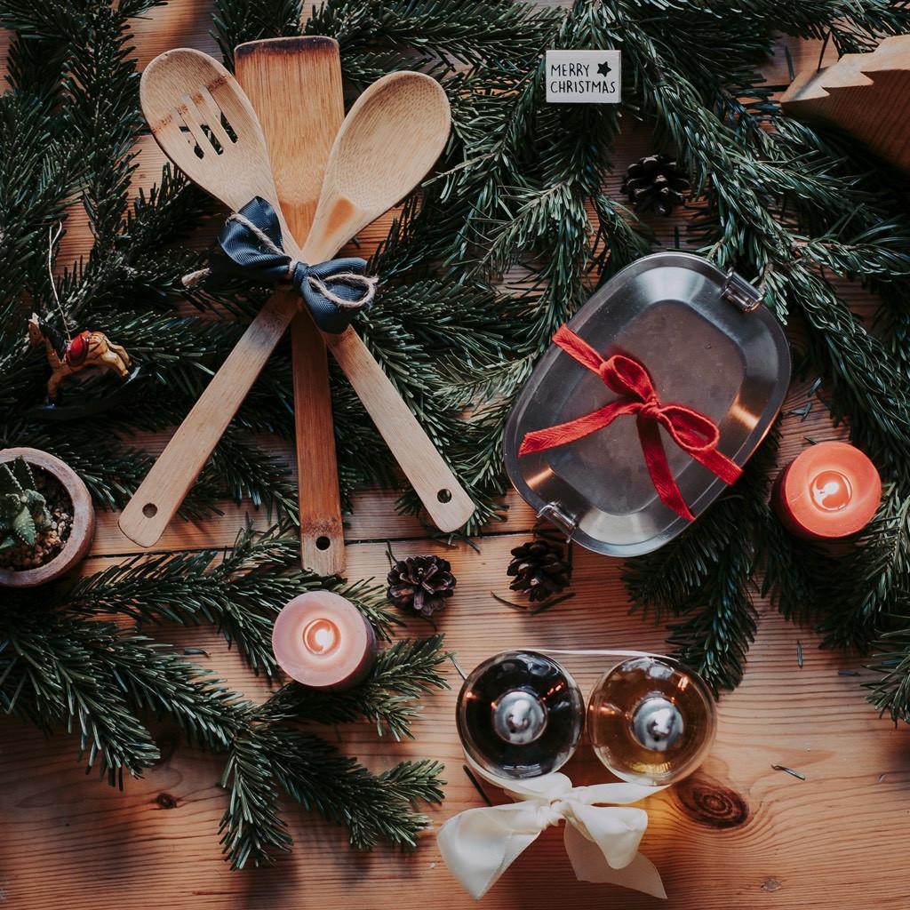 Zero Waste Geschenke  Zero Waste oder auch umweltfreundliche Weihnachten Alt