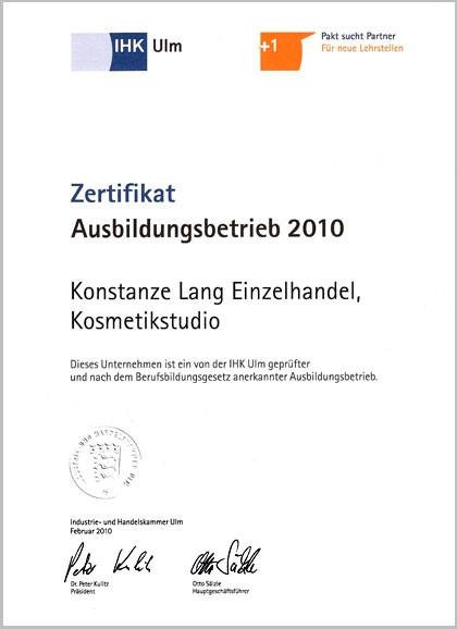 Zertifikat Nageldesign  Nageldesign Ausbildung Schulung Kurse Nagelkosmetik