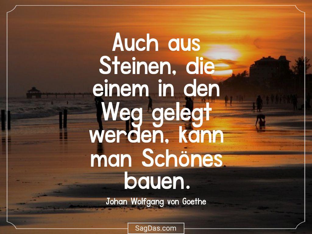 Zitate Geburtstag Goethe  Goethe Zitate Und Sprüche