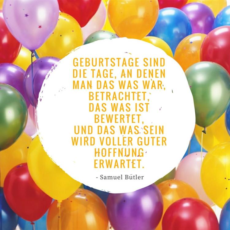 Zitate Zum 40. Geburtstag  Zitate zum Geburtstag für originelle Geburtstagskarten und