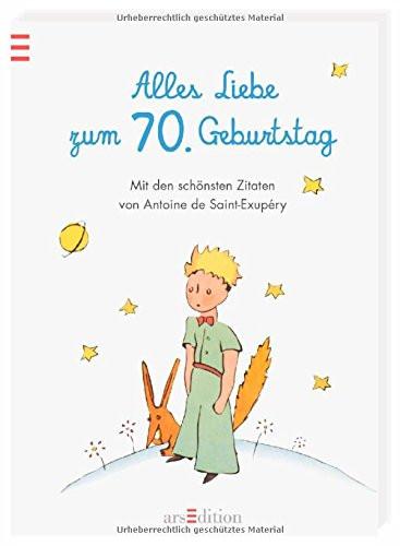 Zitate Zum 70. Geburtstag  Alles Liebe zum 70 Geburtstag Die schoensten Zitate von