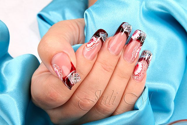 Zubehör Nageldesign  Nagelstudio Katalog Künstliche Fingernägel Nailart